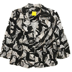 Tribal Abstract Blazer Jacket